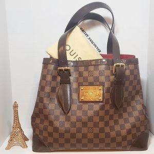 """Authentic Louis Vuitton """"HAMPSTEAD MM"""""""
